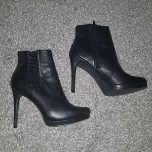 Shoes - Ankle Stiletto Booties